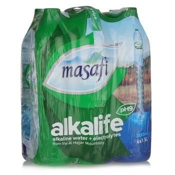 Masafi Alkalife Water 6x1.5L