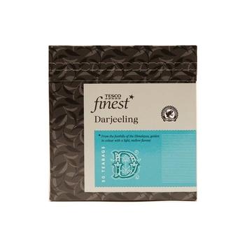 Tesco Finest Darjeeling 50 Teabags
