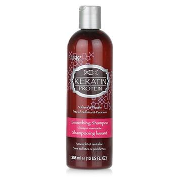 Hask Keratin Protein Smoothing Shampoo 355ml