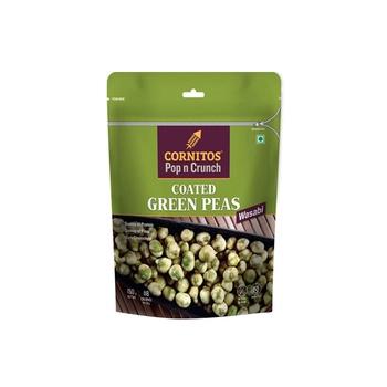 Cornitos Coated Green Peas Wasabi 150g
