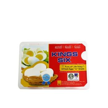 Al Waha Kings Six 1 X 6 pcs