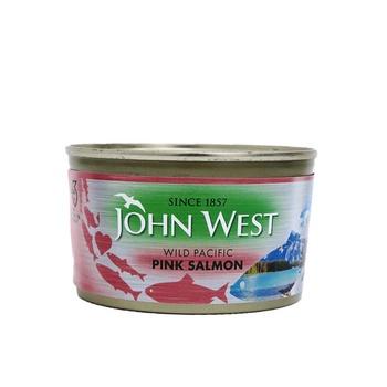 John West Wild Pacific Pink Salmon 213g