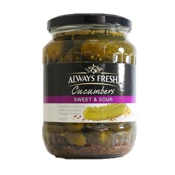 Always Fresh Sweet & Sour Cucumber 680g