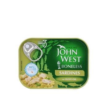 John West Sardines In Olive Oil 95g