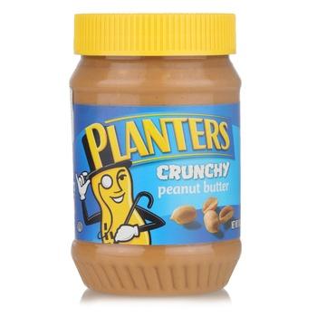 Planters Peanut Butter Crunchy 18oz