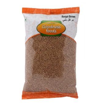 Goodness Foods Burgol Brown 1kg