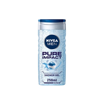 Nivea Men Pure Impact Shower Gel 250ml