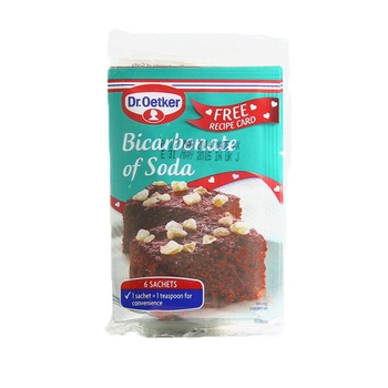 Doctor Oetker Bicarbonate Of Soda 7g
