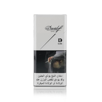 Davidoff Cigarette One Slims 20s