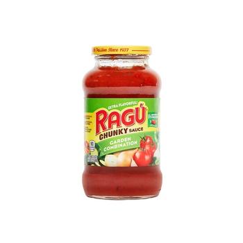Ragu Pasta Sauce Chunky Garden Combination 680g