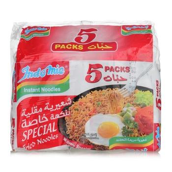 Indomie Special Fried Noodles 5x85g