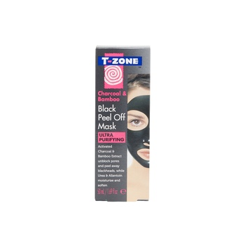 T-Zone Charcoal & Bamboo Self Heating Peel Off Mask