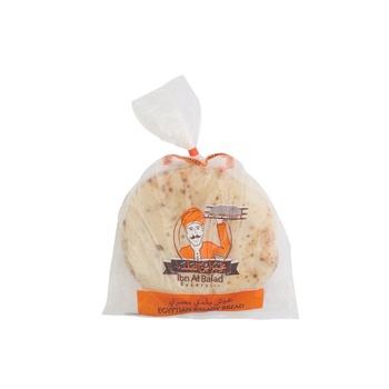Egyptian Balady Bread