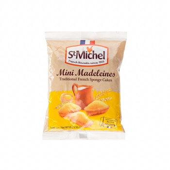 St Michel Mini Madeleines French 85g