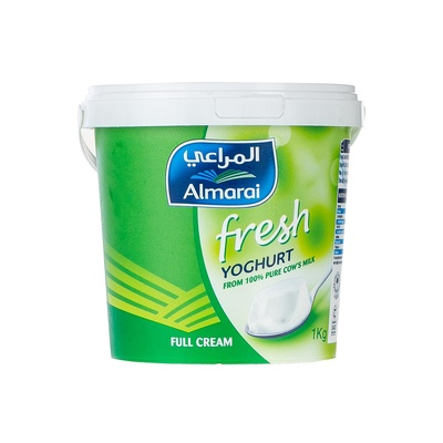 Almarai Fresh Yoghurt Full Cream 1kg