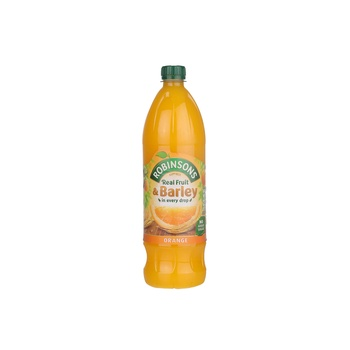 Robinson Orange Fruit & Barley 1 litre