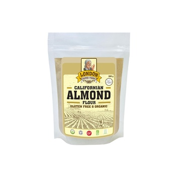 London Superfoods Organic Almond Flour Gluten Free 300g