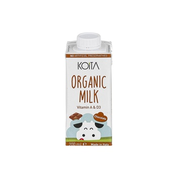 Koita Organic Chocolate Milk 200 ml