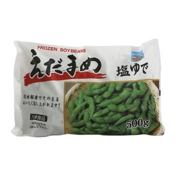 Edamame - Green Soya Beans 500g