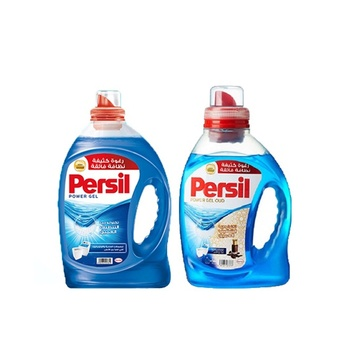 Persil Power High Foam Gel  + Oud Gel 2X950ml