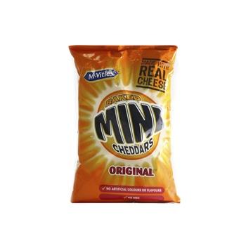Mcvites Mini Cheddar 50g