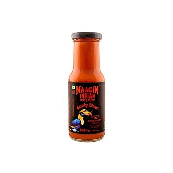 Naagin Indian Hot Sauce Smoky Bhoot 230g