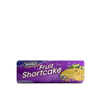 Mcvities Fruit Short Cake Original Biscuits 200g