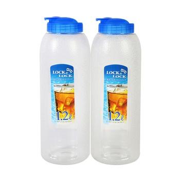 Lock & Lock Water Bottle 1.5 Ltr X 2 Pcs Set