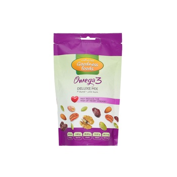 Goodness Foods Omega-3 Deluxe Mix 175g