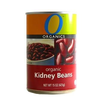 Organics Red Organic Kidney Beans 425g