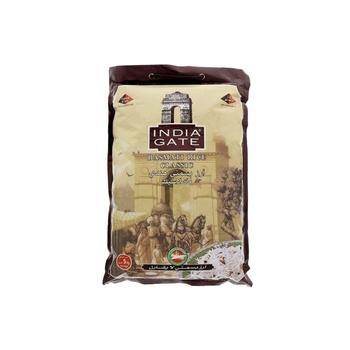 India Gate Basmati Rice 5kg + 1kg Free