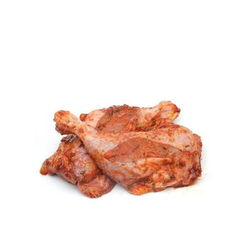 BBQ Hot & Spicy Chicken Portion