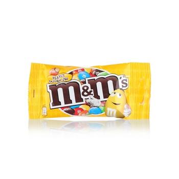 M&Ms Peanut Std Bag 45g