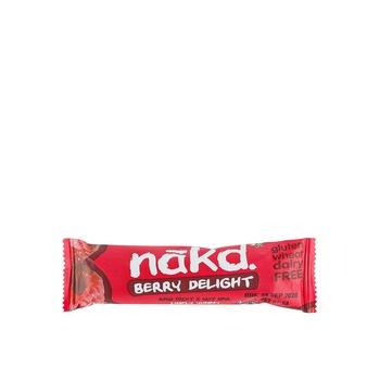 Nakd Berry Delight Fruit & Nut Bars 35g