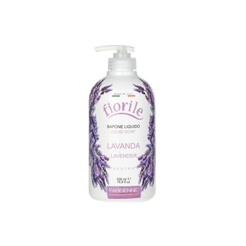Fiorile Parisienne Lavender Liquid Soap 500 ml