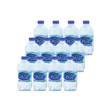 OASIS STILL WATER 12 x 330 ml @ Special Price