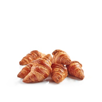 Eggless Croissant Butter Cheese 10 pcs