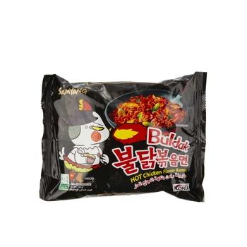 Samyang Hot Chicken Flavor Noodle 140g