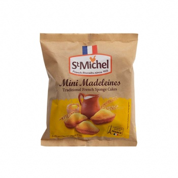 St Michel French Mini Madeleine Cake 175g