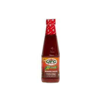 Ufc Banana Ketchup Hot & Spicy 320g
