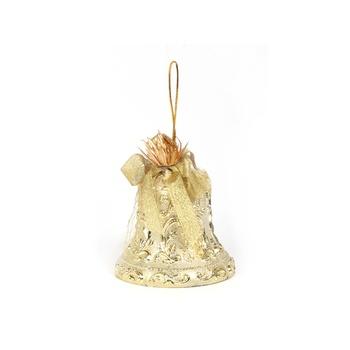 Xmas 10 Cm Bell Gold # D38-7029/1-G