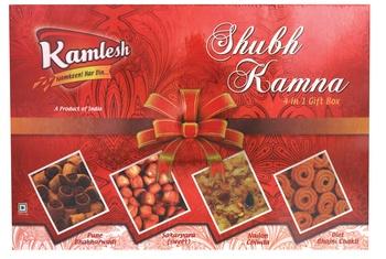 Kamlesh Gift Hamper Shubhkamna 720g