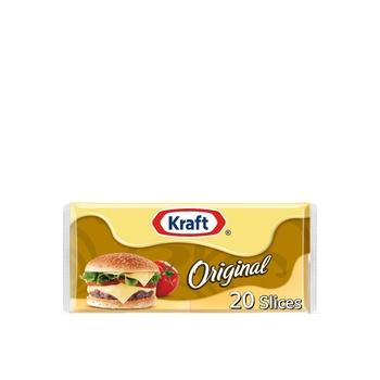 Kraft Slices Original 400g