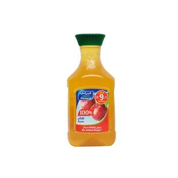 Almarai Juice Apple Premium No Sugar Added 1.5 ltr