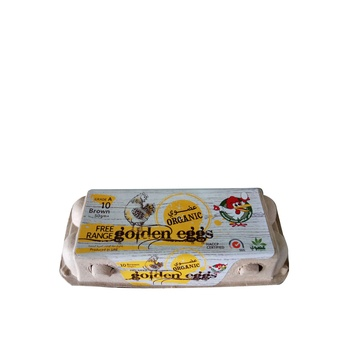 Al jazira organic eggs 10's