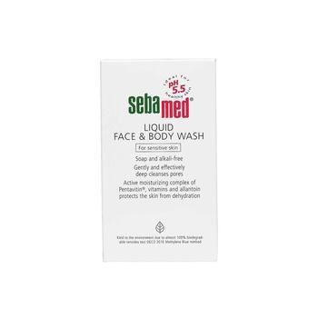 Sebamed Liquid Face & Body Wash 500ml