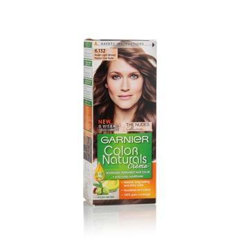 Garnier Color Natural 6.132 Nude Light Brown