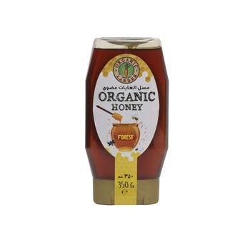Organic Larder Organic Raw Honey Forest 350g