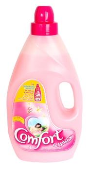 Comfort Liquid Fabric Conditioner Flora Soft Scent 4ltr @ 10% Off
