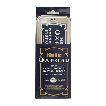Helix Oxford Mathematical Instrument Set